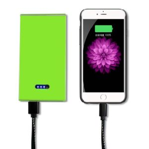 2017 new 4000mAh mobile power bank with LED display