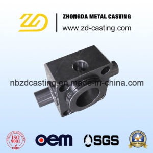 China OEM Cast Iron Casting pictures & photos