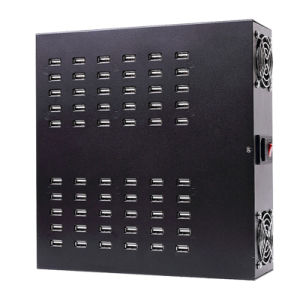 60 Ports 60A 300W AC Power Smart Wall USB Charger