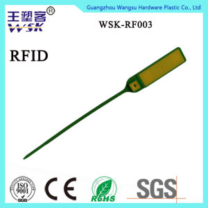Foshan Wholesale Chip Injection RFID Plastic Security Strap