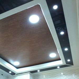 Hot Stamping PVC Panels PVC Ceiling Panel Decorative Ceiling 25cm pictures & photos