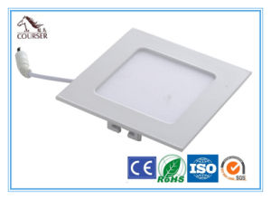 Factory Square 600X600 LED Panel Light Price pictures & photos