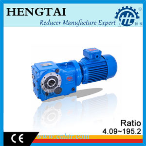 K Series Helical Bevel Gearboxes