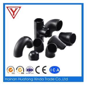 Carbon Steel Pipe Fittings 90 Degree Elbow pictures & photos