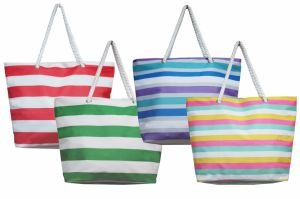Beach Bag/Tote Bag with Cotton Rope pictures & photos