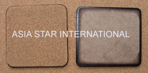 Full Color Character Square MDF Coaster pictures & photos