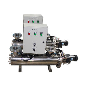 Automatic Cleaning UV Sterilizers for Water Purifying pictures & photos
