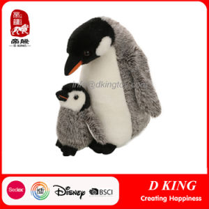 Mother and Son Plush Stuffed Penguin Stuffed Animal Toys