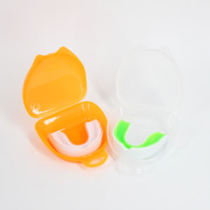 Adult Gum Shield Teeth Protector Mouth Guard Piece Football Boxing Mouthguard
