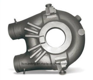 Precision Casting Steel Casting Machinery Parts pictures & photos