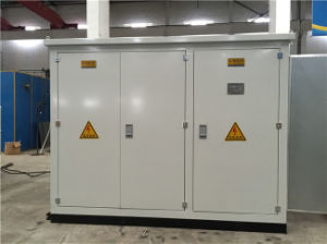 Zg (F) Sf11-Zg- Hv35kv Class /Ybw11-Zg-Hv 40.5kv Box-Type Transformer Substation for PV Power Generation (Photovoltaic panel component)