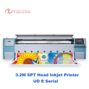Best Stable Quality Seiko 1020 Printhead Outdoor Wide Format Inkjet Printer