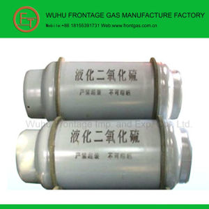 Competitive Price 5n Sulfur Dioxide Gas Cylinder (7446-09-5) pictures & photos