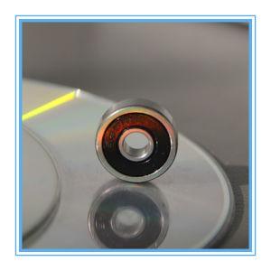 Stainless Steel Hybrid Bearing S699-2RS 2pcs Si3N4 Ceramic Ball 9x20x6mm