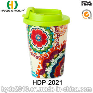 New Type Double Wall Travel Coffee Mug (HDP-2021) pictures & photos