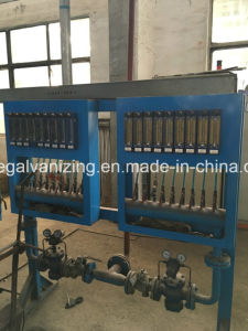 Hot DIP Galvanizing Machine with Nitrogen Wiping pictures & photos