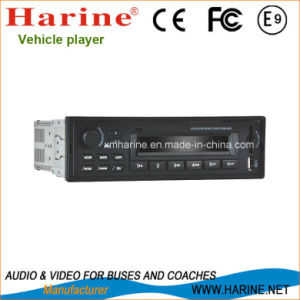 Built-in Amplifier Bus Car Audio Player pictures & photos