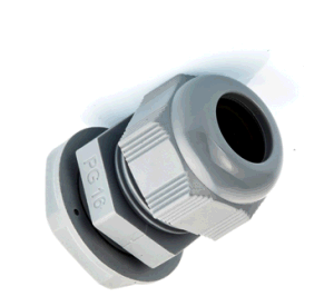 Pg16 IP68 Waterproof Nylon Cable Gland pictures & photos