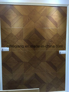 Classical Ceramic Tile Graph Art Parquet Wooden Laminate Flooring