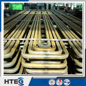 Good Shaped Snake Tube Heat Exchanger Superheater for CFB Boiler pictures & photos