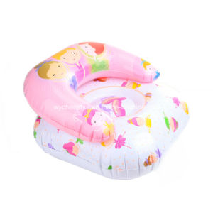 New Design PVC Inflatable Sofa Bed for Kid