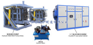 Hydraulic Steel Shell If Furnace pictures & photos