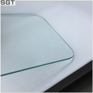 4mm-12mm Clear Float Glass Chamfered Edges/Polished Edges From Sgt pictures & photos