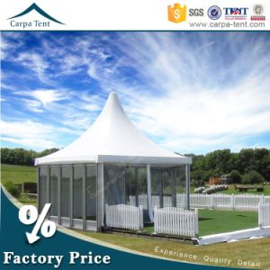 Outdoor Aluminium Pagoda Decorated Tent 5 Width Marquee pictures & photos