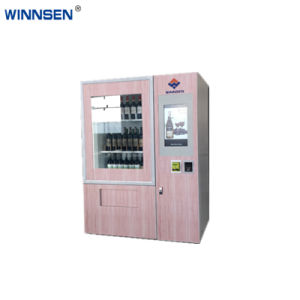 Mini Vending Machine >> China Beer Red Wine Mini Vending Machine With Large Advertising