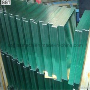 Toughened Swimming Pool Fencing Glass with Grinding Edges Polished Corners pictures & photos