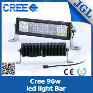 12V 24V LED Light Bar Double Row Waterproof (5JG-RJ11021)