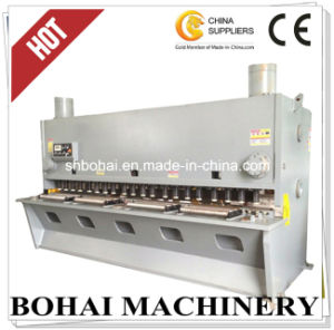 Int′l Standard Stainless Plank Shearing Machine QC11y-20*2500 pictures & photos