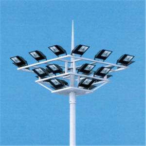 20m Pole 10*1000W High Mast Lighting pictures & photos