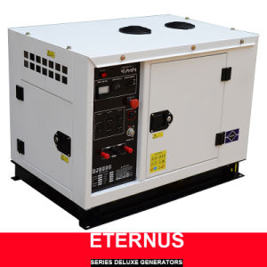 Diesel Generator Synchronizing Panel for Camping (BJ6000GE) pictures & photos