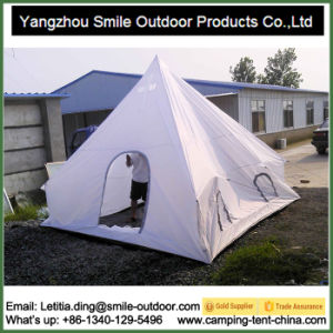 Spike Teepee Waterproof Huge White Church Camping Tent pictures & photos