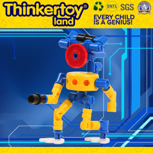 Thinkertoyland 3+ Children DIY Free Build Education Toy pictures & photos