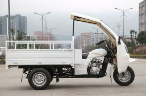New Tricycle Cargo Box/ABS Cabin Cargo Motorcycle pictures & photos