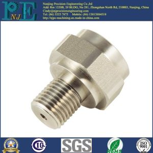 Customized Stainless Steel CNC Machining End Socket