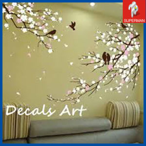 Custom Cheap Vinyl PVC Wall Decal, Stickers For Family
