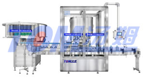 Rotary Pump Cap Tigetening Machine for Detergent and Shower