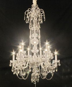 China custom size and color large hotel lobby crystal chandelier custom size and color large hotel lobby crystal chandelier aloadofball Choice Image