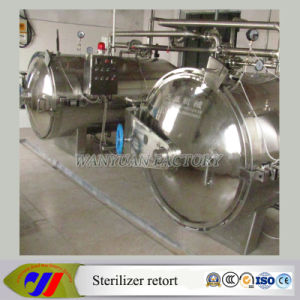 Plastic Food Packing Sterilizer Autoclave Retort pictures & photos