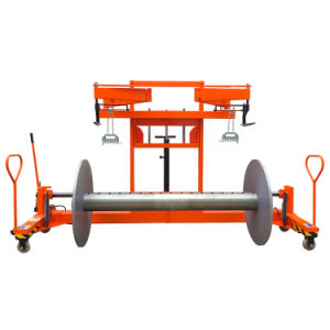 Suntech St-Hbt-02 Hydraulic Beam Trolley Carrier for Weaving Looms