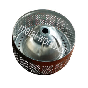 Customized Stainless Steel Appliance Part