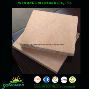 15mm Poplar Core Block Board Furniture Board pictures & photos
