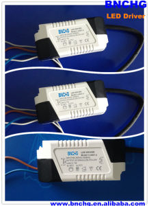 High Quality15V LED Driver with 300mA Output Constant Current with CE Approvals