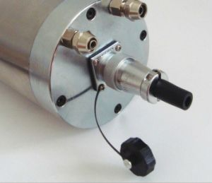 380V 5.5kw Watercooling Spindle Motor for Woodworking pictures & photos