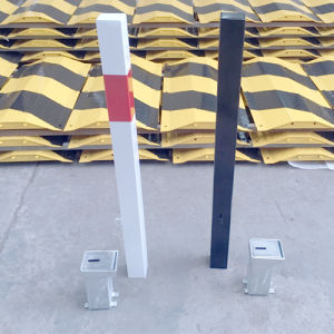 Metal Removable Bollard Rb12 White & Black pictures & photos
