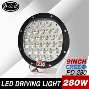 Top Selling 9inch 280W LED off Road Light From Guangzhou Factory