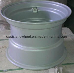 Fixed Centre Steel Wheels (16.00X17 16.00X22.5) for Farm Trailer pictures & photos